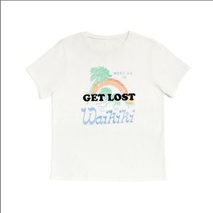 🔥ban.do - Get Lost (in Wakiki) T-Shirt - XXL